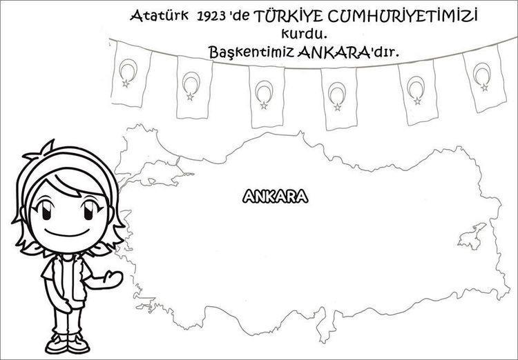 29 Ekim Cumhuriyet Bayrami Icin Gole Feride Karabacak Mesleki Ve